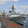20110828_HMCSオタワ&JDSきりさめ