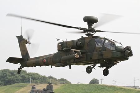 AH-64D飛行展示その1
