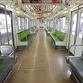 Photos: 京都市交通局:10系(車内)-01