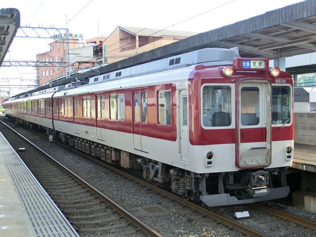 近鉄:8600系(8610F)-01