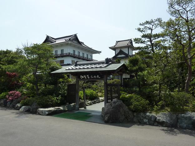 御菓子城加賀藩1