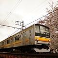 下り川崎ゆき電車!?
