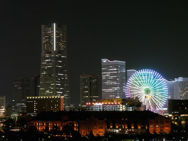横浜のシンボル。