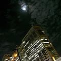 Photos: 台場の月。