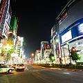 日本で一番、眠らない街。