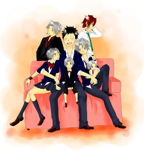 Popular illustrations and manga tagged