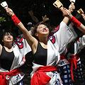 Photos: 風来坊_16 - よさこい祭りin光が丘公園2011
