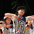 写真: り組(高知県理容生活衛生同業組合)_28 - 原宿表参道元氣祭 スーパーよさこい 2011