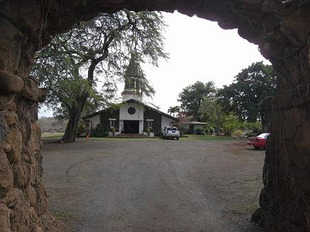 リリオカイウラニ教会