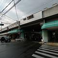写真: 八幡山駅