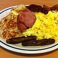 Photos: アメリカンな朝食