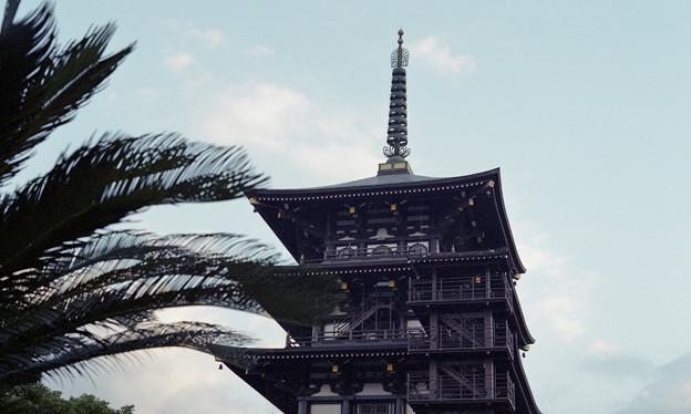 圓満寺五重塔2