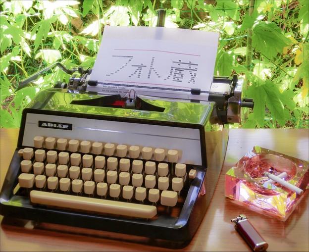 アナログキーボードの夏