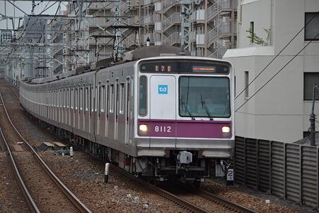 東京メトロ8000系@梅島駅[5/16]