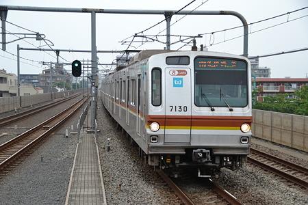 東京メトロ7000系@中村橋駅