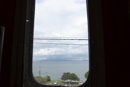 車窓@指宿のたまて箱 キハ47形[8/14]