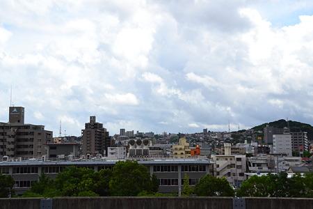 駅のホームから@鹿児島中央駅[8/14]