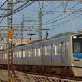 写真: 夕方から直通するアクセス特急 京成上野行き