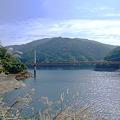 箱ヶ瀬橋(九頭竜湖)
