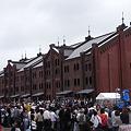 Photos: スタート地点の赤レンガ倉庫前