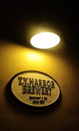 入口の様子@T.Y. HARBOR BREWERY