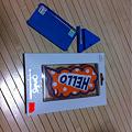 Photos: 夫からのお土産 iPhone4ケース