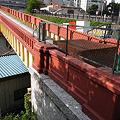 Photos: 市ヶ谷水管橋