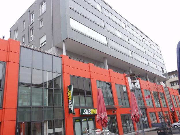 フリードリヒスハーフェン 建築