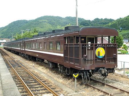 オハフ13-701(津和野駅)4