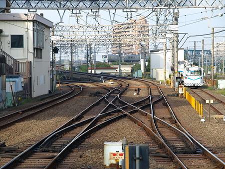 江ノ島線の車窓10(藤沢界隈)