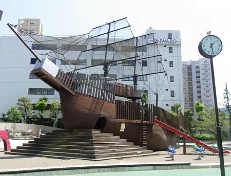 20100601 港区 埠頭公園08