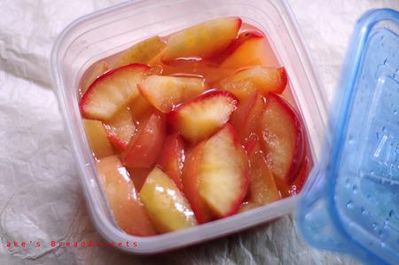 リンゴ砂糖煮