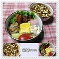 ◆11.26 おかかチーズご飯のお弁当(長女)♪