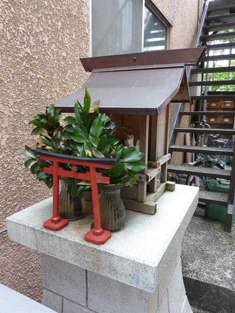 稲荷社(台東区池之端) 5