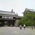 写真: 突然ですが、上田城なう。