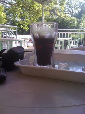 アイスコーヒーが美味しい季節