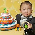 Photos: ヒロくん一歳の記念写真
