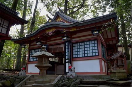 氷川神社(さいたま市)・稲荷神社