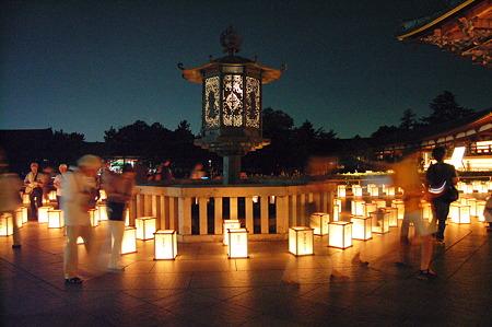 2010年08月15日東大寺万燈供養会_DSC_0444