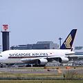Photos: Narita International Airport Singapore Airlines A380