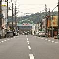 成田線 笹川駅前通り