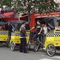 Photos: フランス式人力車
