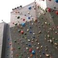 Photos: チューインガムが壁になすりつけられてる様に見えた(爆)