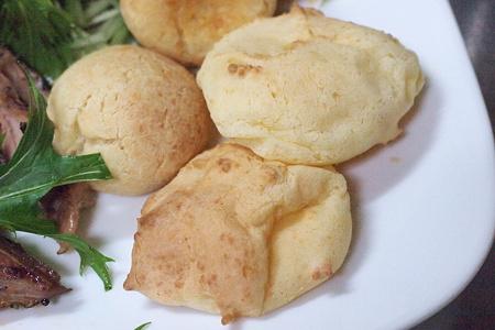 固くなったポン・デ・ケージョはオーブントースターで焼くとよい