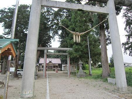 意冨比神社(おおひじんじゃ)