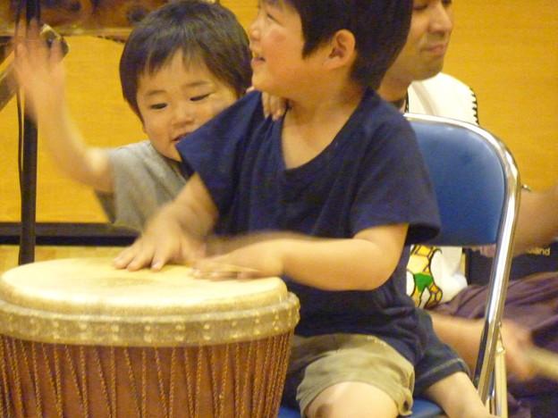 山王公民館 - Fabius Japan Aid 2011