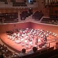 写真: 東京交響楽団第61回新潟定期前半のセッティング
