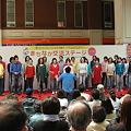 新潟Gospel Choirの演奏
