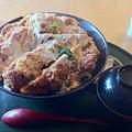 Photos: さくら亭 メガチキンカツ丼