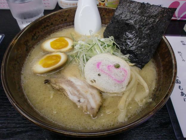 Photos: らーめんじゃじゃ丸 味噌ラーメン+味玉